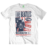 The Beatles Men's Tee: Coliseum Poster