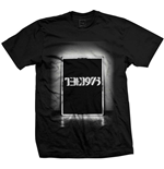 The 1975 Men's Tee: Black Tour