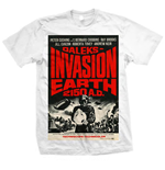 StudioCanal Men's Tee: Daleks Invasion Earth
