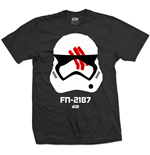 Star Wars Men's Tee: Episode VII Finn