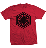 Star Wars Men's Tee: Episode VII First Order
