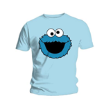 Sesame Street Men's Tee: Cookie Head