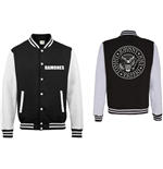 Ramones Men's Varsity Jacket: Presidential Seal