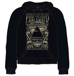 Pink Floyd Men's Hooded Top: Carnegie Hall Poster
