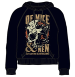 Of Mice & Men Men's Hooded Top: Leave Out