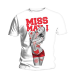 Miss May I Men's Tee: Gore Girl