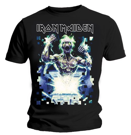Official Iron Maiden Mens Tee Speed Of Light Buy Online