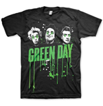 Green Day Men's Tee: Drips