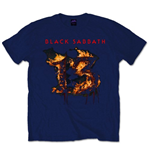 Black Sabbath Men's Tee: 13 New Album