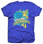 Bananaman Men's Tee: Here Comes Bananaman