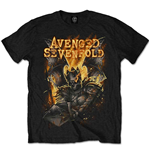 Avenged Sevenfold Men's Tee: Atone