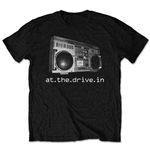 At The Drive-in Men's Tee: Boom box
