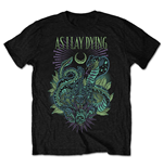 As I lay Dying Men's Tee: Cobra