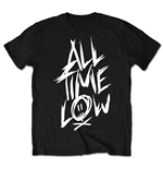 All Time Low Tee: Scratch