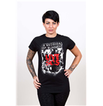 5 Seconds of Summer Ladies Tee: SOS