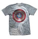 Marvel Comics Premium Tee: Captain America Civil War Shield
