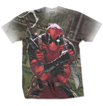 Marvel Comics Premium Tee: Deadpool Cash
