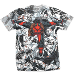 Marvel Comics Premium Tee: Deadpool Leap