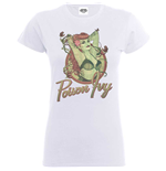 DC Comics Ladies Tee: Justice League Bombshell Poison Ivy Badge