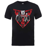 DC Comics Men's Tee: Batman v Superman Battle for Gotham
