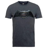 DC Comics Men's Tee: Batman v Superman Logo