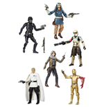 Star Wars Black Series Action Figures 15 cm 2016 Wave 4 Assortment (6)