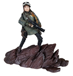 Star Wars Rogue One Black Series Action Figure Jyn Erso 2016 Exclusive 15 cm