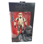 Star Wars Rogue One Black Series Action Figure Scarif Stormtrooper 2016 Exclusive 15 cm