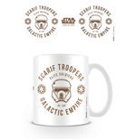 Star Wars Rogue One Mug Scarif Trooper