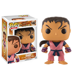 Street Fighter POP! Games Vinyl Figure Dan 9 cm