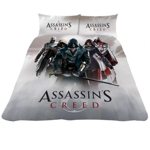 Assassin's Creed Pillow Case Cheap