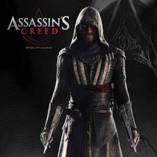 Assassins Creed Calendar 2017 For Only 163 4 17 At