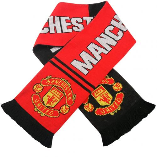 Manchester United F.C. Scarf FK