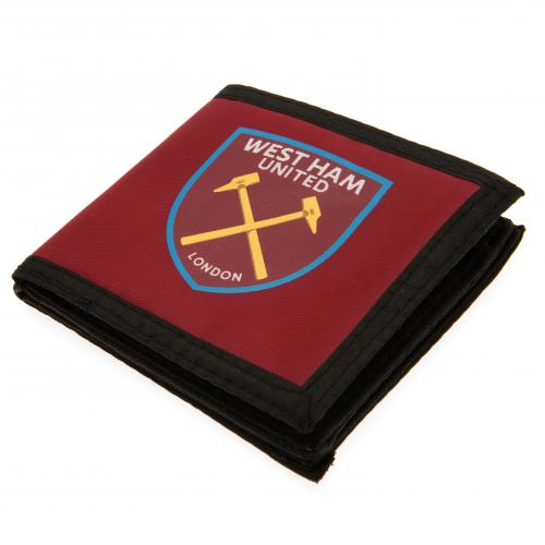 West Ham United F.C. Canvas Wallet