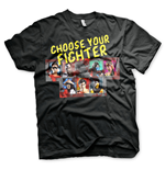 Mortal Kombat T-Shirt Choose Your Fighter