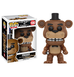 Five Nights at Freddy's POP! Games Vinyl Figure Freddy 9 cm
