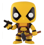 Marvel Comics POP! Vinyl Figure Deadpool Rainbow Squad Slapstick 9 cm