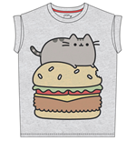 Pusheen T-shirt Pusheen Burger
