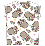 Pusheen T-shirt Ice Cream