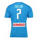 2016-17 Napoli Replica Home Shirt (Callejon 7)