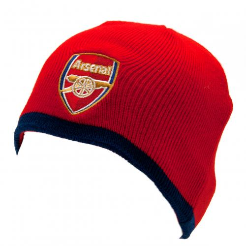 Arsenal F.C. Knitted Hat Junior