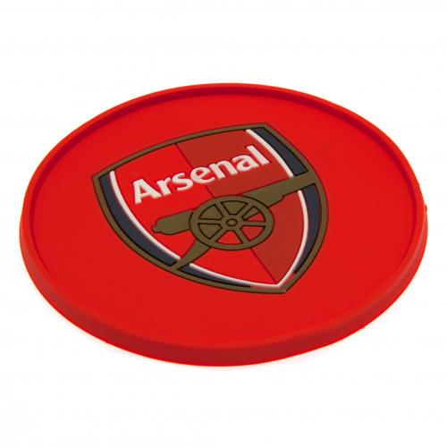 Arsenal F.C. Silicone Coaster