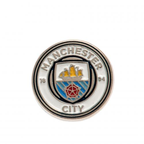 Manchester City F.C. Badge