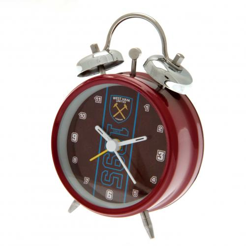 West Ham United F.C. Alarm Clock ES