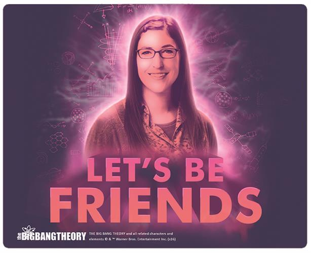 Big Bang Theory Mouse Pad 242486