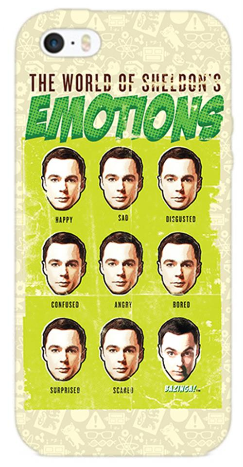 Big Bang Theory iPhone Cover 242487