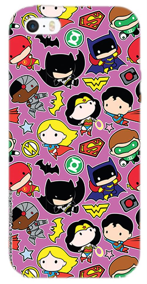 DC Comics Superheroes iPhone Cover 242493