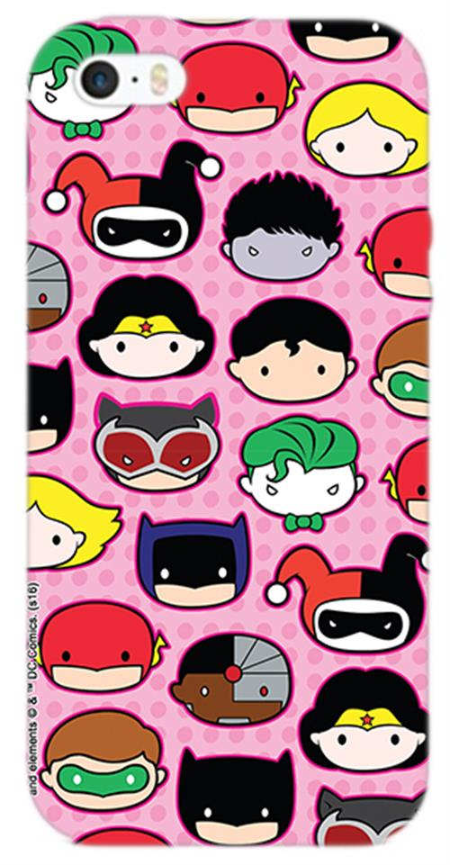 DC Comics Superheroes iPhone Cover 242495