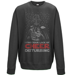 Star Wars Sweatshirt Lack Of Cheer (GREY)