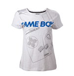 Nintendo - Gameboy Line women's T-shirt